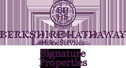 Berkshire Hathaway HomeServices Signature Properties